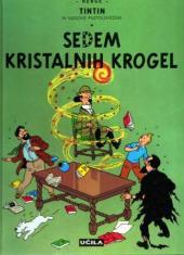 Tintin (en langues étrangères) -13Slovène- Sedem Kristalnih Krogel