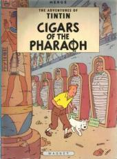 Tintin (The Adventures of) -4b- Cigars of the Pharaoh