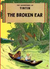 Tintin (The Adventures of) -6c84- The Broken Ear