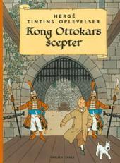 Tintin (en langues étrangères) -8Danois- Kong Ottokars scepter