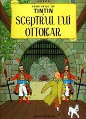 Tintin (en langues étrangères) -8Roumain- Sceptrul lui Ottokar