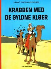 Tintin (en langues étrangères) -9Danois- Krabben med de gyldne kløer