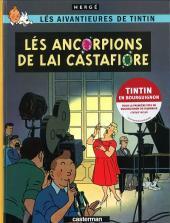 Tintin (en langues régionales) -21Bourguigno- Lés ancorpions de lai Castafiore