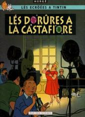 Tintin (en langues régionales) -21Gallo- Lés dorûres a la Castafiore
