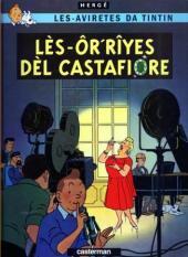 Tintin (en langues régionales) -21Wallon cha- Lès-ôr'rîyes dèl Castafiore