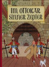 Tintin (en langues régionales) -8Alsacien- Im Ottokar sinner zepter