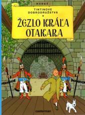 Tintin (en langues étrangères) -8Slovaque- Žezlo král'a Otakara