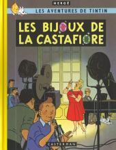 Tintin (Fac-similé couleurs) -21- Les bijoux de la Castafiore