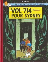 Tintin (Fac-similé couleurs) -22- Vol 714 pour Sydney