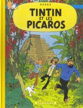 Tintin (Fac-similé couleurs) -23- Tintin et les Picaros
