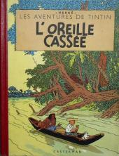 Tintin (Historique) -6B05- L'oreille cassée