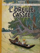 Tintin (Historique) -6A23- L'oreille cassée