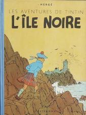 Tintin (Historique) -7B01- L'Île noire