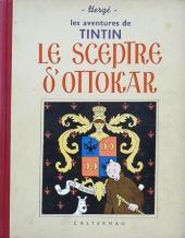 Tintin (Historique) -8A07- Le sceptre d'Ottokar