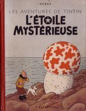 Tintin (Historique) -10A18- L'étoile mystérieuse