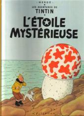 Tintin (Historique) -10C3ter- L'étoile mystérieuse