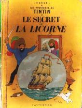Tintin (Historique) -11B38- Le Secret de la Licorne