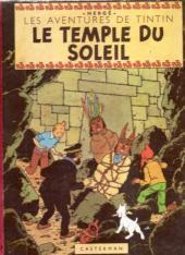 Tintin (Historique) -14B05- Le temple du Soleil