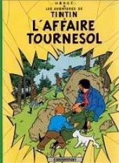 Tintin (Historique) -18B36- L'affaire Tournesol