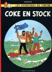 Tintin (Historique) -19C4- Coke en stock