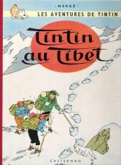 Tintin (Historique) -20B30- Tintin au Tibet