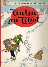 Tintin (Historique) -20B35- Tintin au Tibet