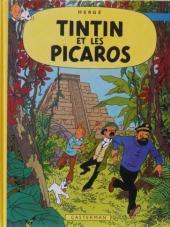 Tintin (Historique) -23TL- Tintin et les picaros