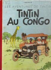 Tintin (Historique) -2B06- Tintin au Congo