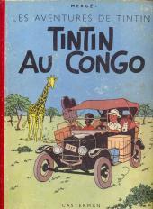 Tintin (Historique) -2B07- Tintin au Congo