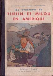 Tintin (Historique) -3A-OgéO- Tintin en Amérique