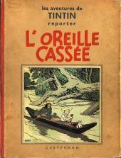 Tintin (Historique) -6A02- L'oreille cassée