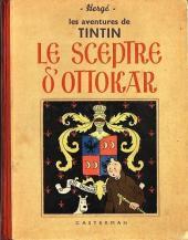 Tintin (Historique) -8- Le sceptre d'Ottokar