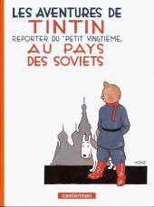 Tintin (Petit Format) -1- Tintin au pays des Soviets