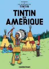 Tintin (Petit Format) -3- Tintin en Amérique