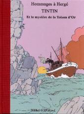 Tintin - Pastiches, parodies & pirates -25e- Tintin et le mystère de la toison d'or