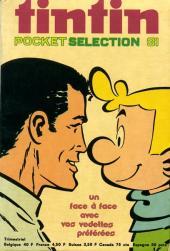 (Recueil) Tintin (Pocket Sélection) -31- Un face à face avec vos vedettes préférées