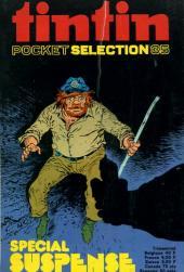 (Recueil) Tintin (Pocket Sélection) -35- Spécial suspense