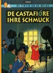 Tintin (en langues régionales) -21Alsacien- De Castafiore ihre Schmuck