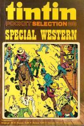 (Recueil) Tintin (Pocket Sélection) -33- Spécial Western