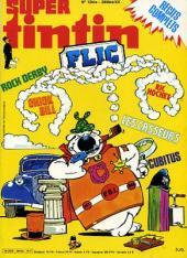 (Recueil) Tintin Super -12- Flic