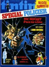 (Recueil) Tintin Super -1- Spécial policier