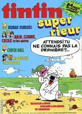 (Recueil) Tintin Super -32- Super Rieur