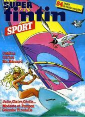 (Recueil) Tintin Super -34- Sport