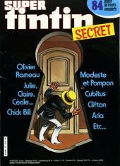 (Recueil) Tintin Super -37- Secret