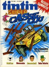 (Recueil) Tintin Super -6- Super casse-cou