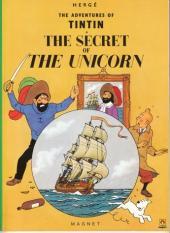 Tintin (The Adventures of) -11b89- The Secret of the Unicorn