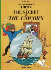 Tintin (The Adventures of) -11d94- The Secret of the Unicorn