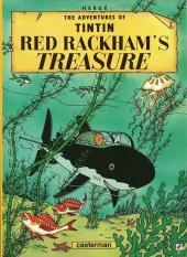 Tintin (The Adventures of) -12d1995- Red Rackham's Treasure