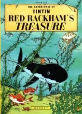 Tintin (The Adventures of) -12c1989- Red Rackham's Treasure