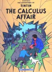 Tintin (The Adventures of) -18d03- The Calculus Affair